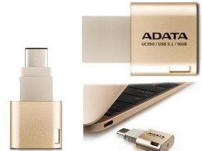 ADATA 16GB USB 3.1 TYPE-A / TYPE-C