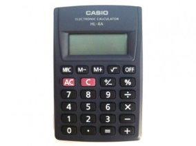 Αριθμομηχανή Casio HL-4L