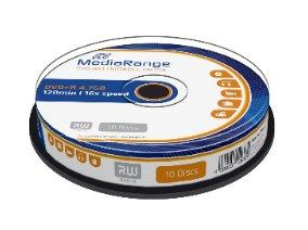 MediaRange DVD+R 120' 4.7GB 16x