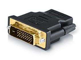 Αντάπτορας HDMI (F) - DVI (M)