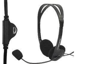 Ακουστικά με μικρόφωνο Esperanza Scherzo