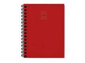 Ημερολόγιο ημερήσιο 14X21CM σπιράλ 1 έτος 2020