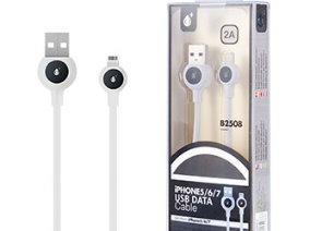 MTK ΚΑΛΩΔΙΟ USB 2.0 1m ΓΙΑ IPHONE