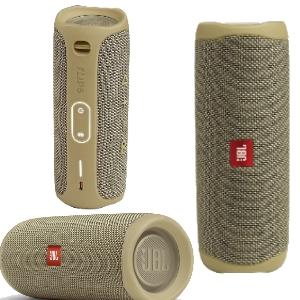 JBL Flip5 Portable Bluetooth Speaker Sand