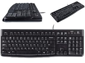 Πληκτρολόγιο Logitech K120