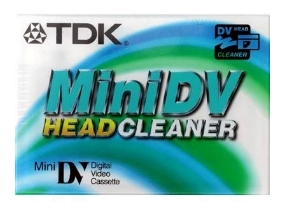 TDK Mini Dv Headcleaner