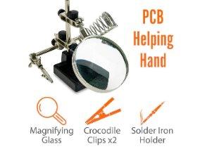 PCB helping hand