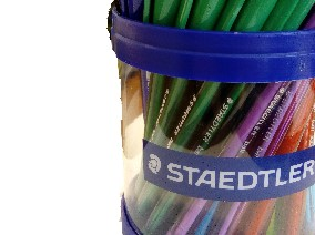 Staedtler στυλό 432 (καφέ)