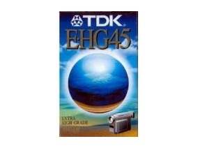 TDK EC-45 EHGEN VHS-C
