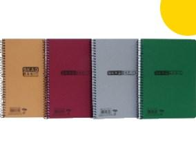 """Θεματικά τετράδια """"SKAG BASIC"""" Κίτρινο"""