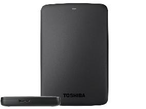 Toshiba 1TB External HDD 2.5