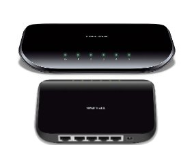 TP-LINK Switch 10/100/1000 Mbps 5 Ports