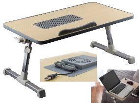 Εργονομικό Laptop Desk Grey