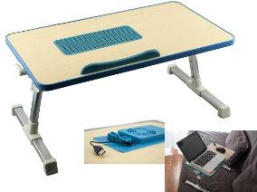 Εργονομικό Laptop Desk Blue