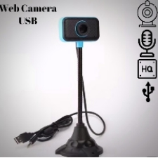 Επιτραπέζια WebCamera USB με Μικρόφωνο