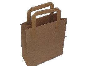 Χάρτινη σακούλα 22Χ18cm